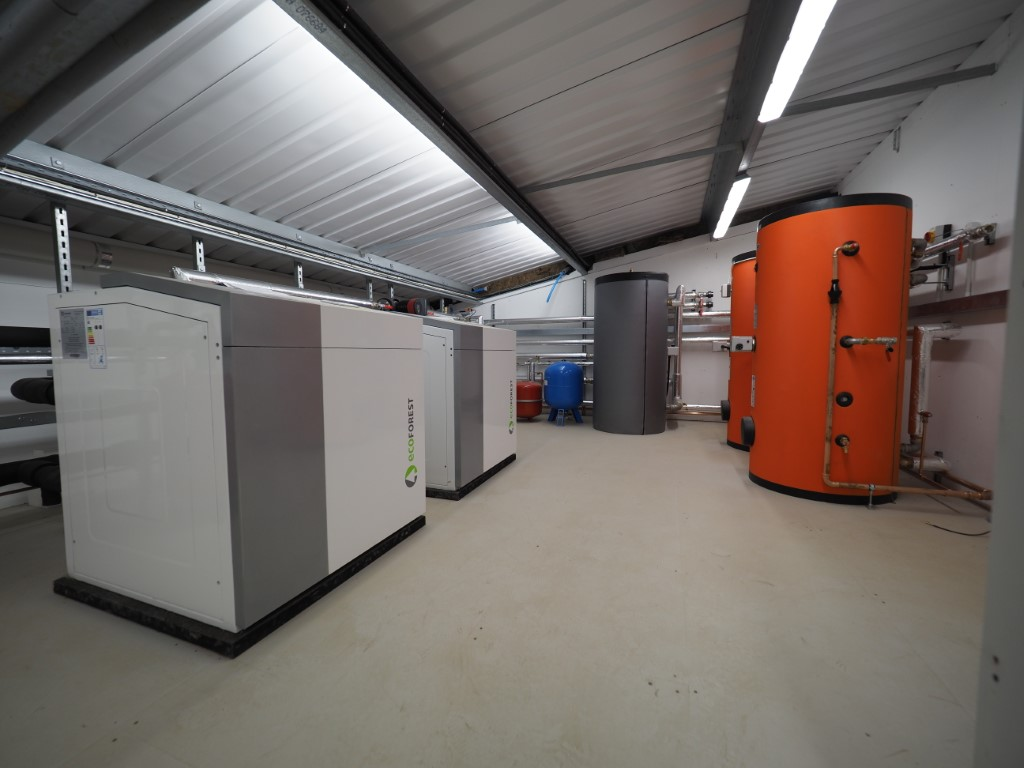 Ground source heating system