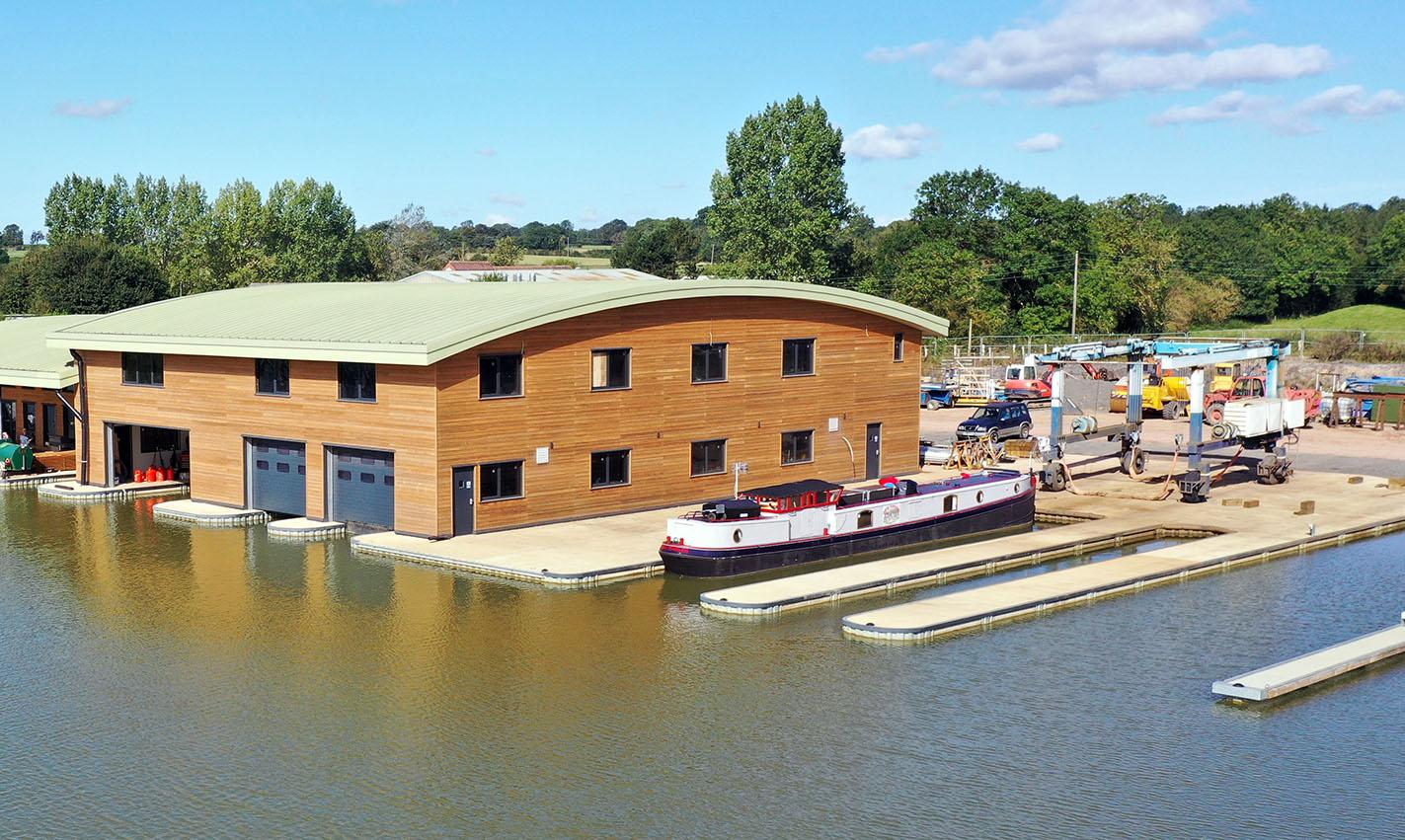 Launching Docks